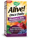 Alive! Once Daily Women's 50+ 60 Tabs