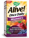 Alive! Once Daily Women's 60 Tabs