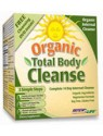 Renew Life Organic Total Body Cleanse- Complete 14 Day Internal Cleanse w/Cleansing DVD